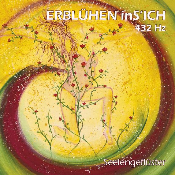 Erbluehen inS'ICH, Meditationsmusik, Entspannungsmusik, Geige, Violine, Panta Rhei, Trommel, Seelengeflüster CD, Entspannungs-CD, Bewegung, Seele, Klang