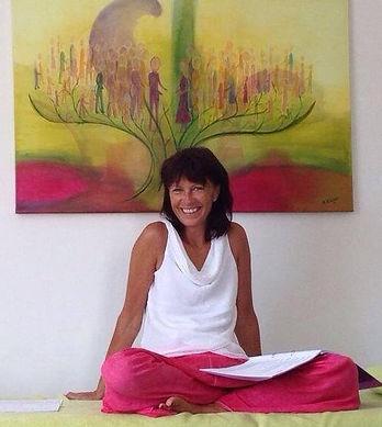 Andrea Linzer, Zentrum für innere Harmonie, Oberwart