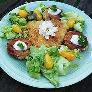 Vegan essen mit Mäggi Kokta
