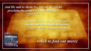 Bible message promo - home page click la