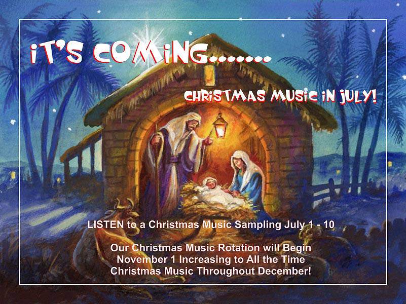 Christmas Music in July - Shipyard Radio