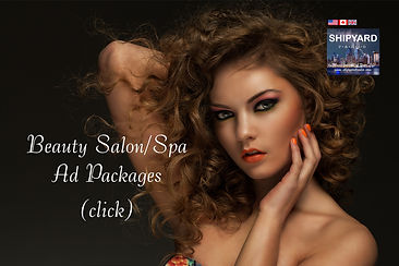 Beauty Salon - Ad Packages - Click - Con