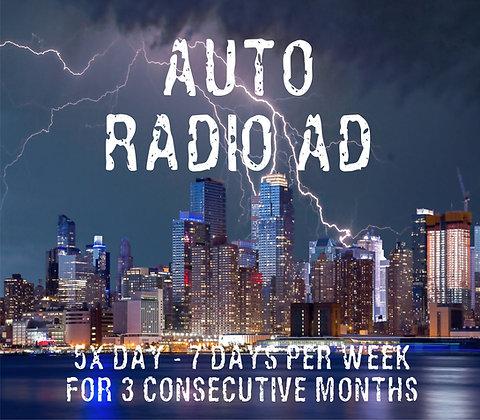 Auto Dealership Radio Ad