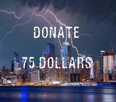 Donation - $75
