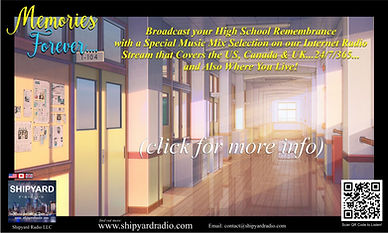 Highschool Memories - Shipyard Radio - 0