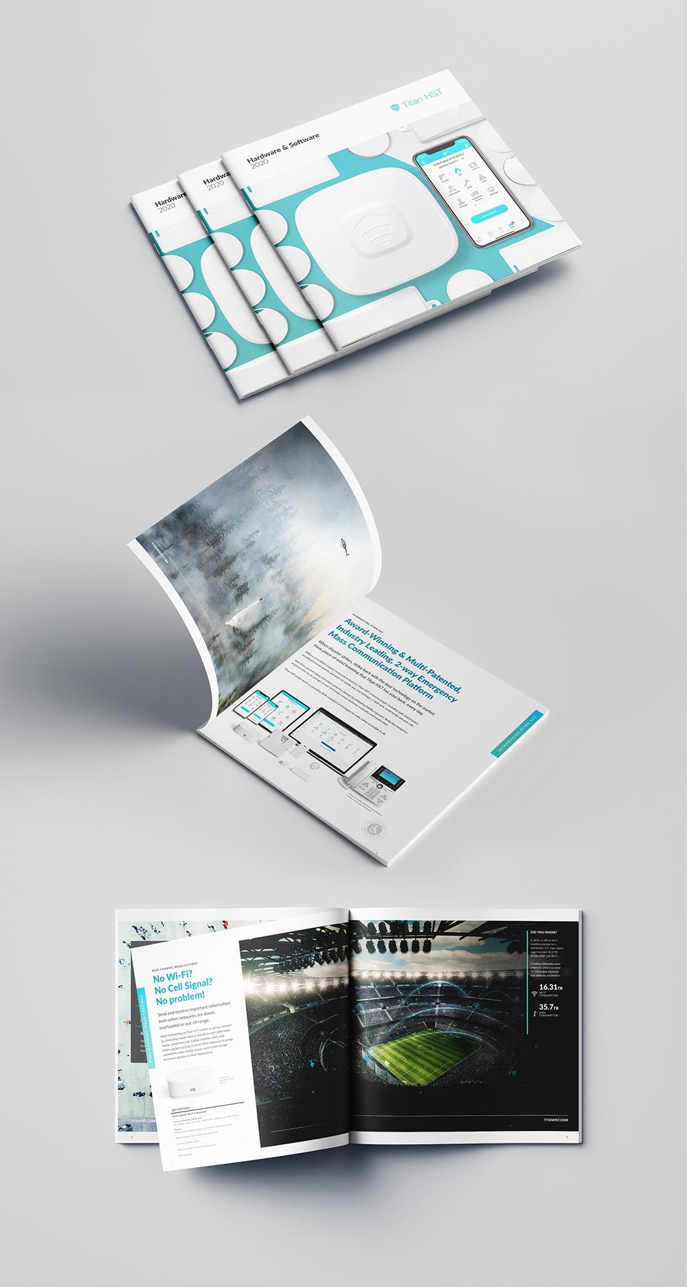 Titan HST 2020 Brochure