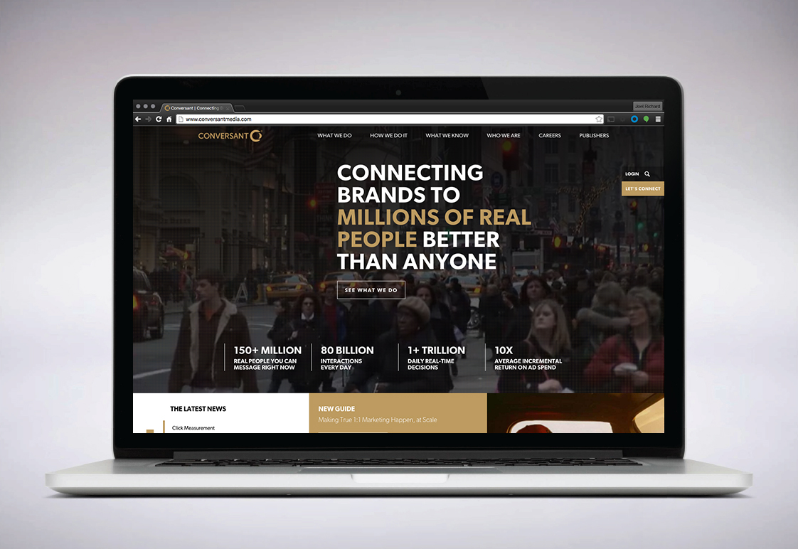 Website / Conversant