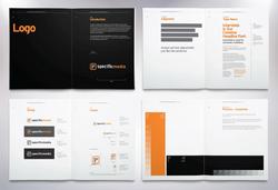 Brand Guidelines / Specific Media