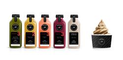 Packaging Design / Press Juicery