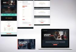 Recruitment Website / Conversant