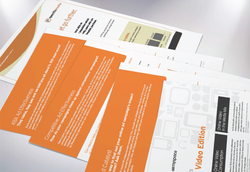 Sales Collateral / Specific Media