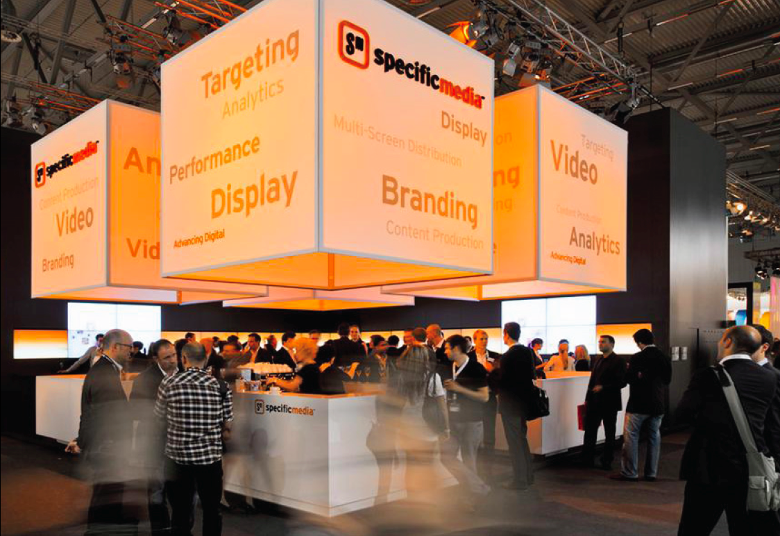 Booth Design / Specific Media