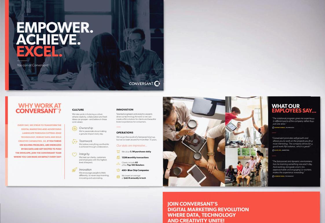 HR Pamphlet / Conversant