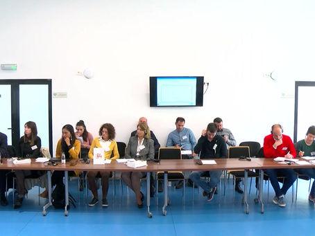 """Video of Workshop on """"Focus on Looking Beyond Boundaries"""""""