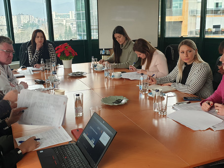 The Second Project Steering Committee Meeting (PSC)