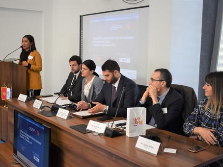"""Focus on Looking Beyond Boundaries: EU support instruments for SMEs"" Tehnopolis, 30 October 2019"