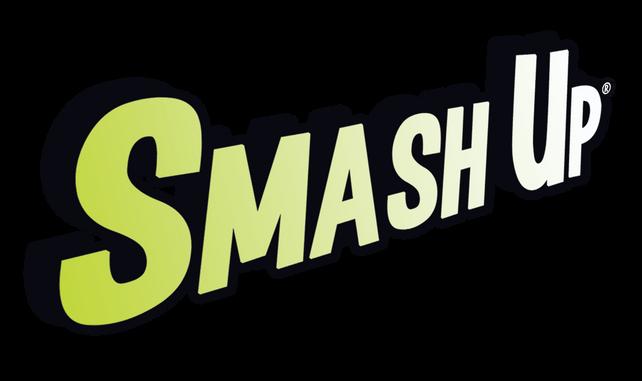 Smash Up Logo Base Game Logo