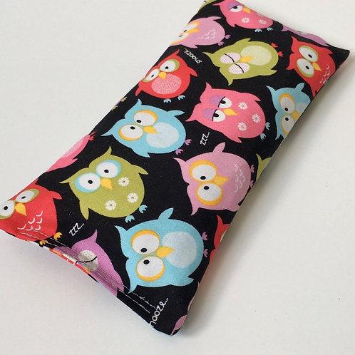 Owl Lavender Eye Pillow