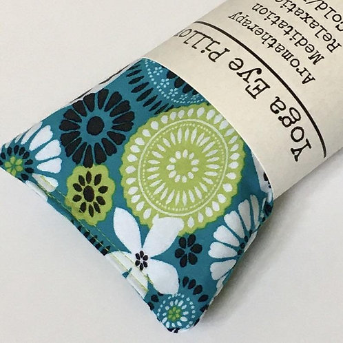 Weighted Eye Pillow in Medallion Print