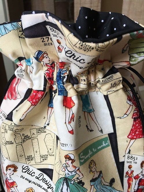 Sew Dressed Gift Bag