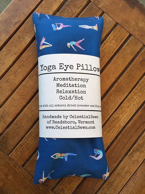 Yoga Poses Lavender Eye Pillow