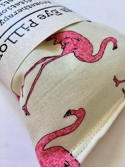 Flamingo Lavender Eye Pillow