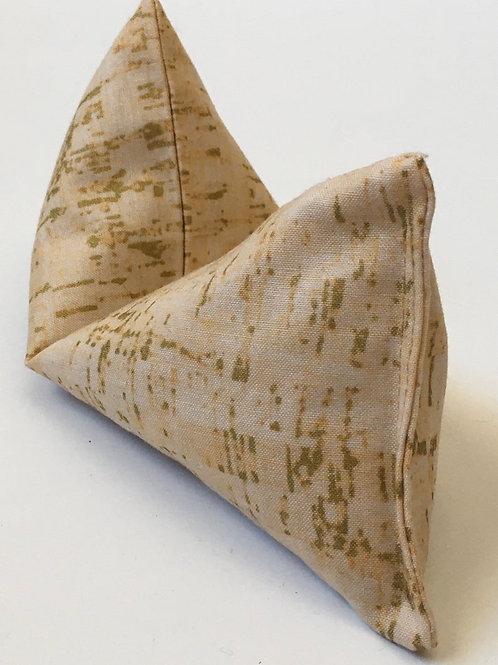 Gold Lavender Eye Pillow