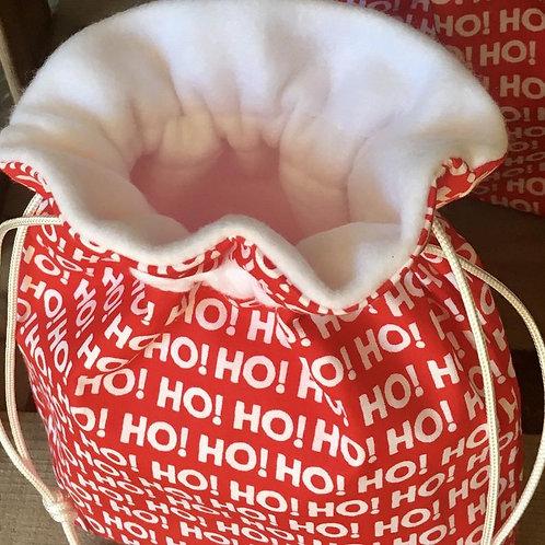 HoHoHo Christmas Gift Bag