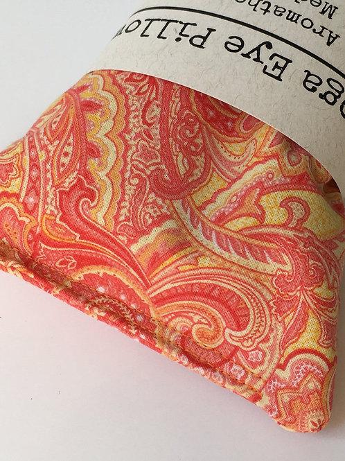 Paisley Print Eye Pillow