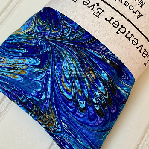 Organic Weighted Lavender Eye Pillow, Natural Heat/Ice Pack