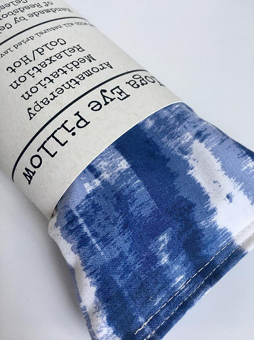 Tie Dye Lavender Eye Pillow
