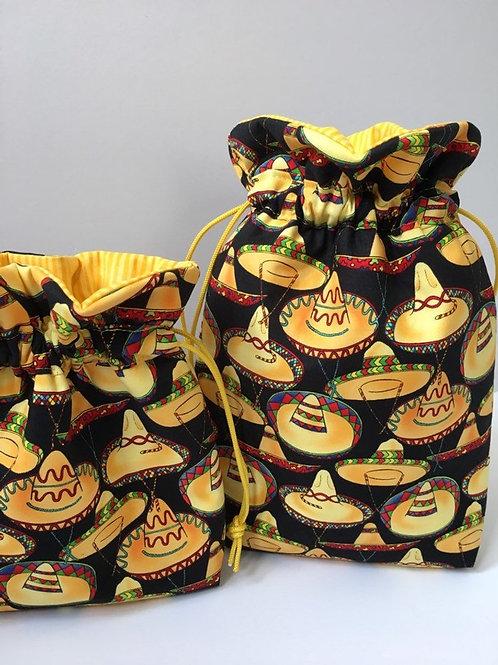Cinco de Mayo Party Hostess Gift Bags, Quinceanera Birthday Gift for Her, Gradua