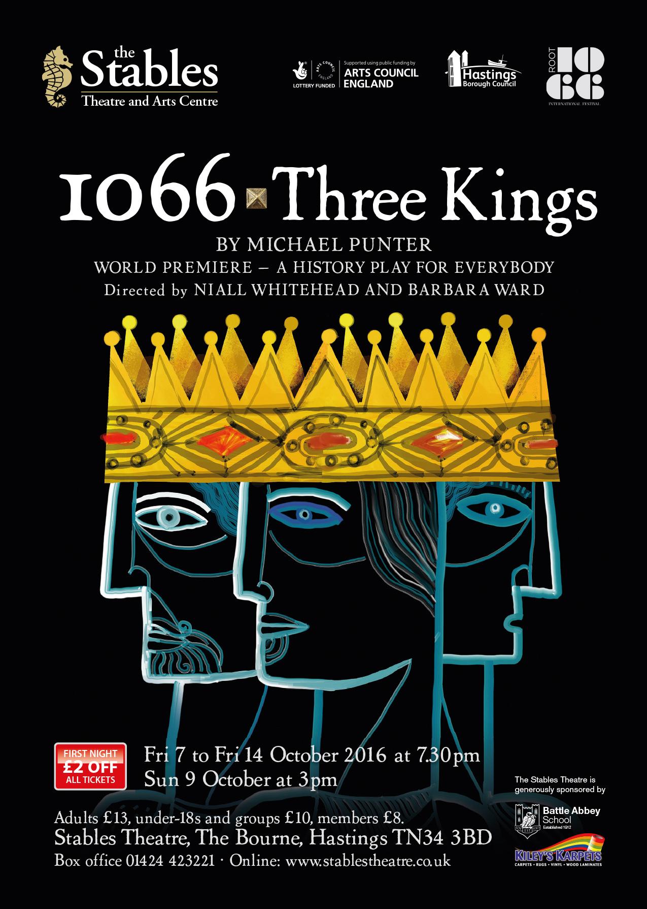 1066 Three Kings Master