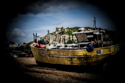 Hastings Fishing Beach 2016