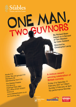 One Man_poster