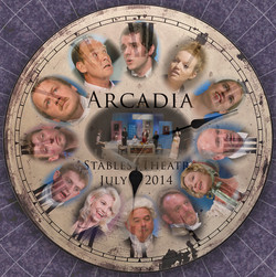 !Clock Arcadia