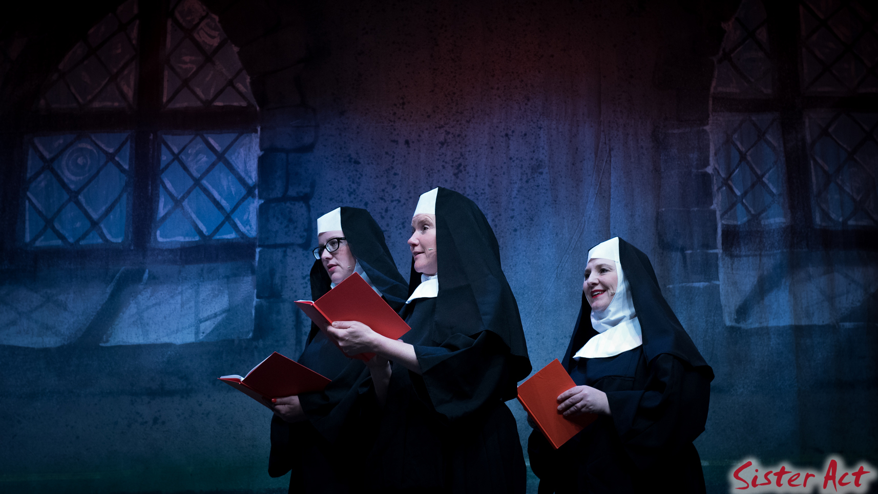 Sister Act Hastleons