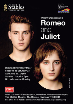 Romeo & J poster
