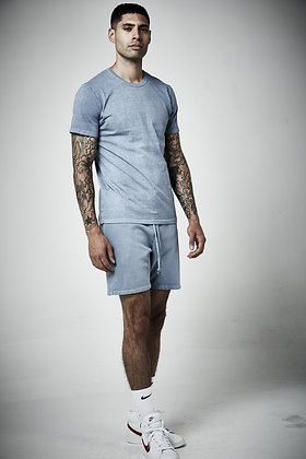 Mens unisex crew with binding - Pigment wash - 5 - 7 weeks to complete