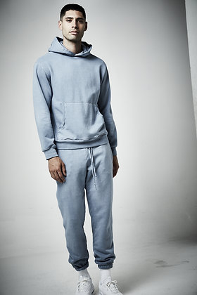 Mens unisex  French Terry Hoody -  Pigment - 8 - 10 weeks to complete