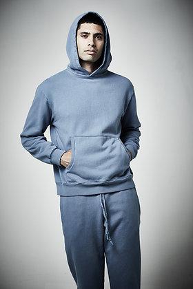 Men's unisex Fleece hoodie   - Reactive wash - 8 - 10 weeks to complete