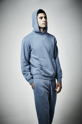 Mens unisex French terry  Hoody - Reactive - 8 - 10 weeks to complete