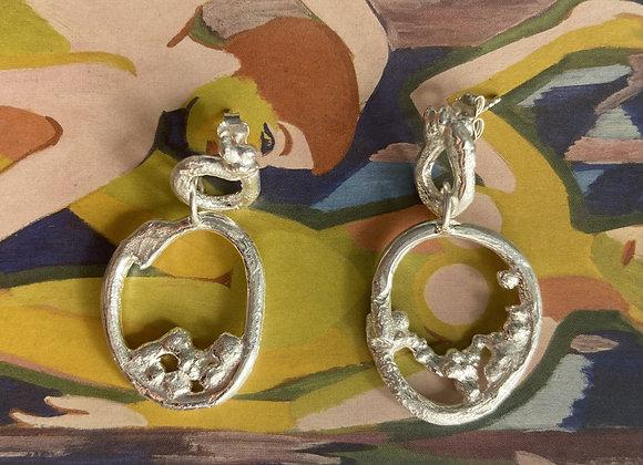 Malamium II - Earrings
