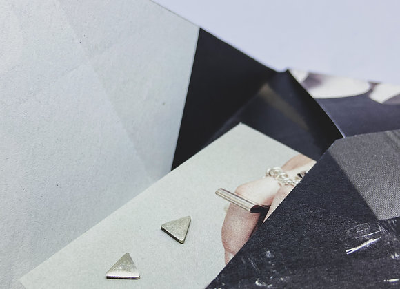 Triangle - Earrings