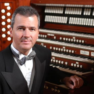 Lecture-Recital with Alan Morrison, organist