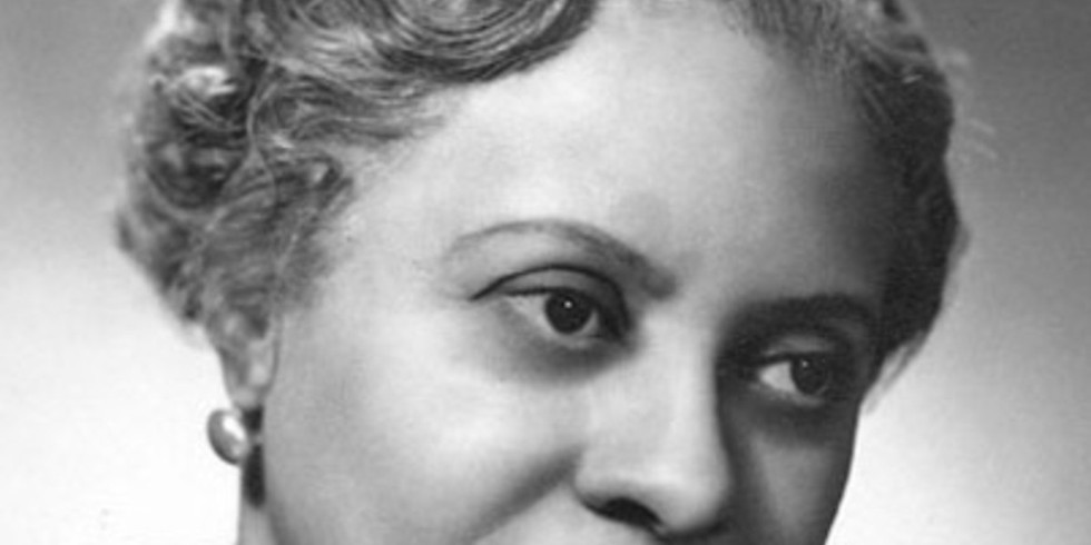 """""""Hold Fast to Dreams"""": Florence Price's Life in Song"""