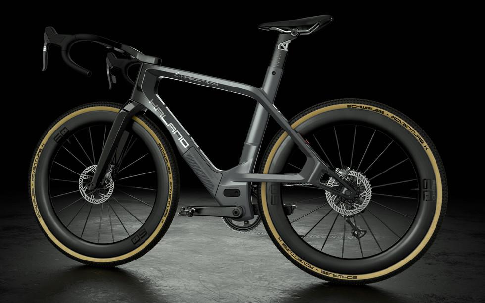eXPEDITION gravel bike