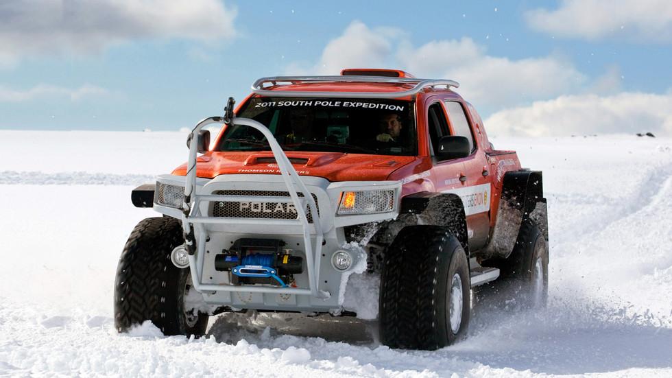 Polar 4x4 Concept