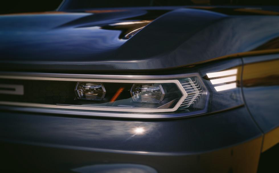 RTX - Electric SUV Concept