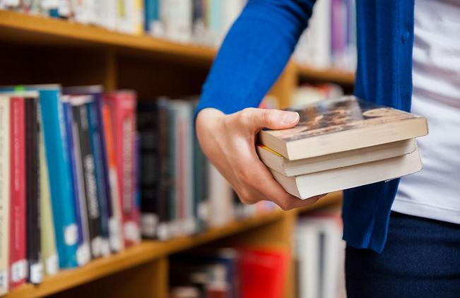 Büchereibücher